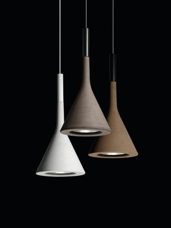wohnideen-tolle-einrichtungsideen-luxus-lampen-kreative-modelle-braun-und-weiß