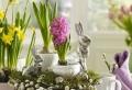 Tischdeko zum Ostern – 70 frische Ideen !