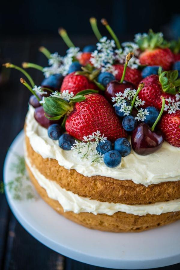 wunderbare-torte-blumendeko-für-die-torte-blumen-zum-essen