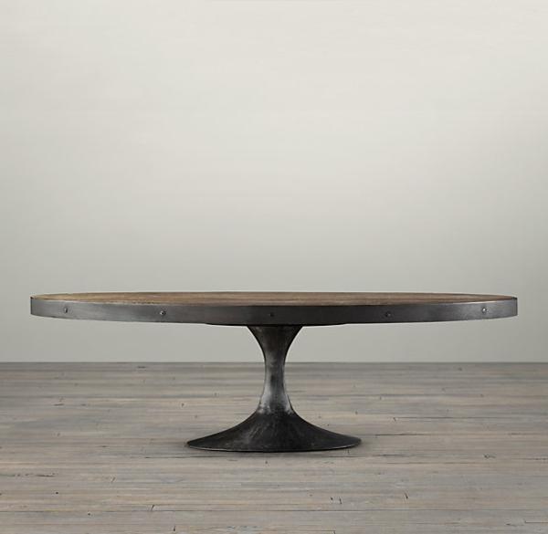 wunderschön-aussehender-und-elegant-gestalteter-tisch-mit-ovaler-form-ultramoderner-look-grauer-hintergrund