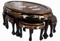 Orientalischer Tisch: 22 verblüffende Modelle!