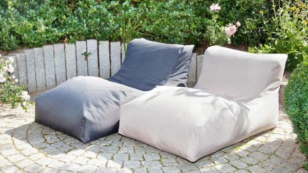 zwei-coole-modelle-sitzsack-outdoor-weiße-und-graue-farbe