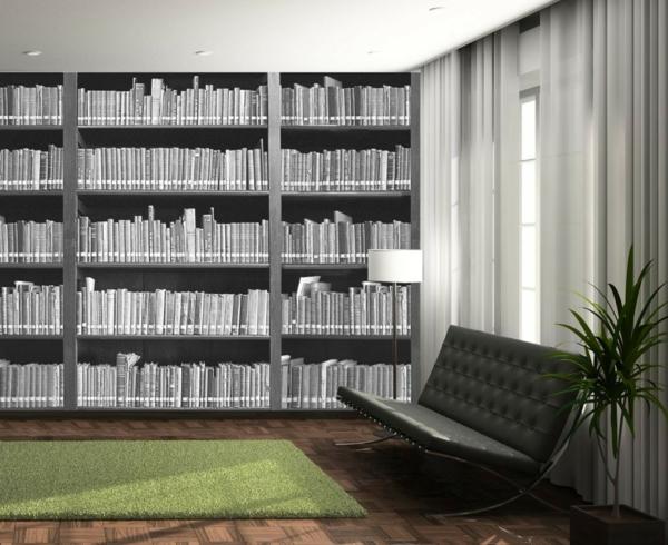 Fototaoete-Bücherwand-in-Weiß-und-Schwarz-resized
