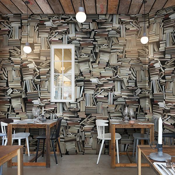 Fototapete-Bücherwand-im-Restaurant-resized