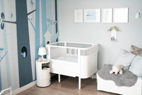 40 ideen mit fototapete wald lassen sie die natur ins haus. Black Bedroom Furniture Sets. Home Design Ideas