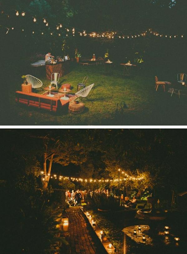 Garten-Party