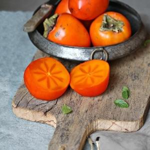 Kaki Frucht - 40 Inspirationen zum Kochen