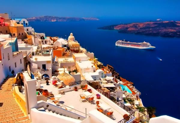 Oia-Santorini-Griechenland