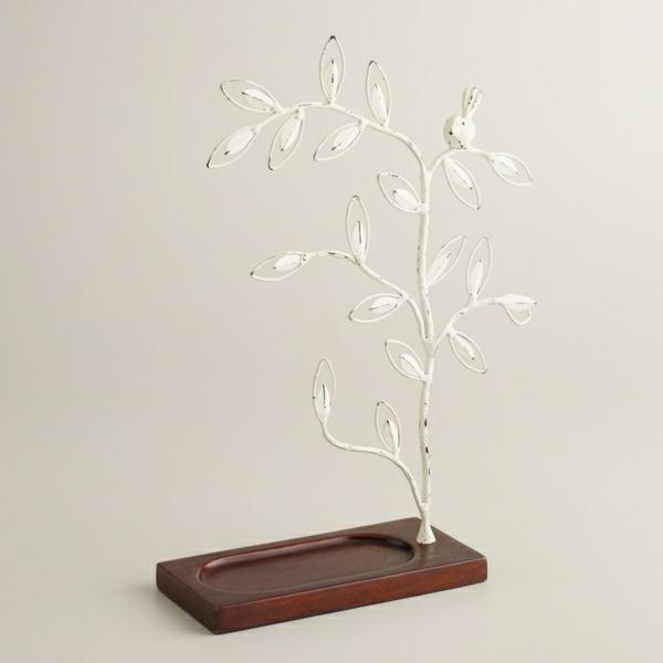 eleganter-Ständer-Baum-weiß-Holzsockel