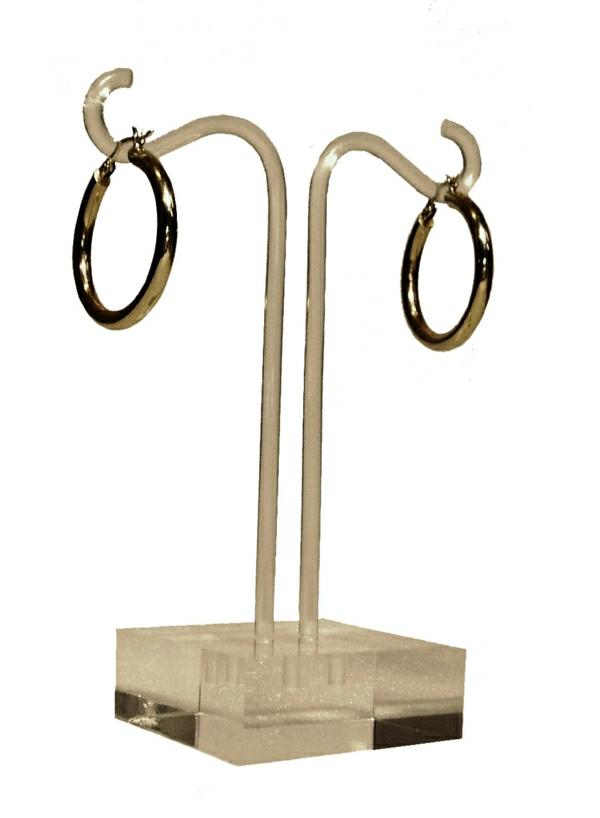 kleiner-Ständer-Schmuck-Kristallsockel-Ohrringe