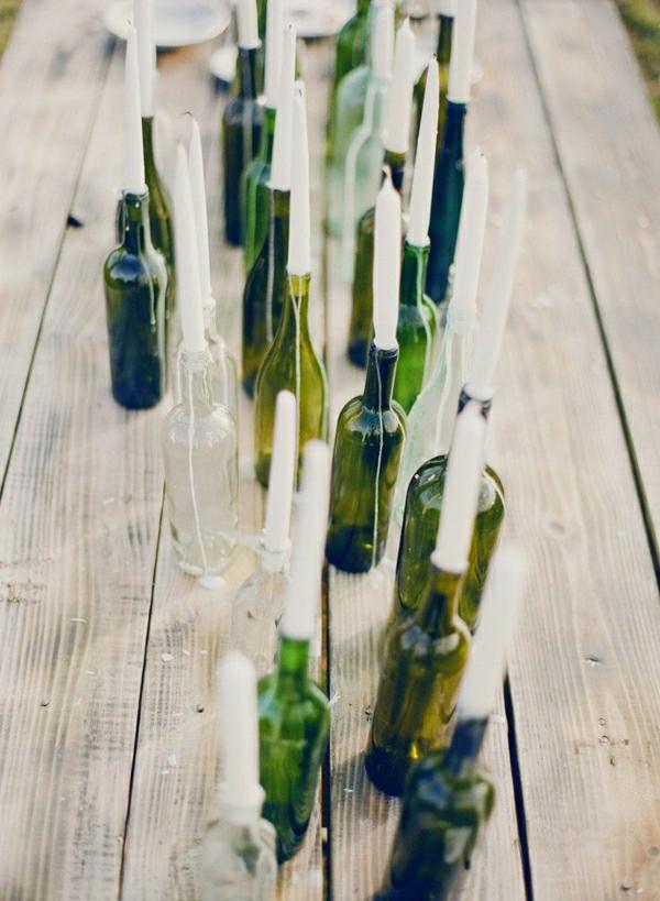 Weinflaschen-als-Kerzenständer