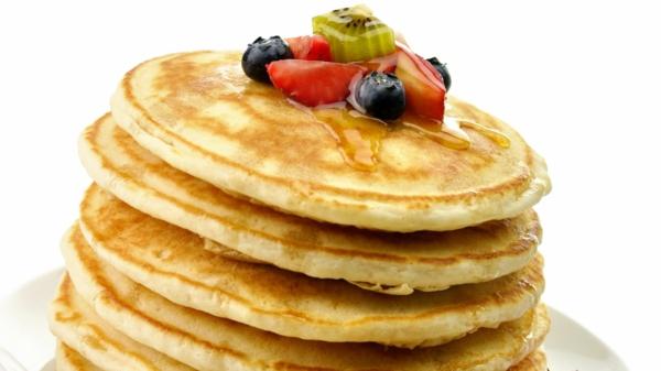 amerikanische-pancakes-gesunde-frühstücksideen-leckeres-frühstück-gesundes-frühstück-rezepte-