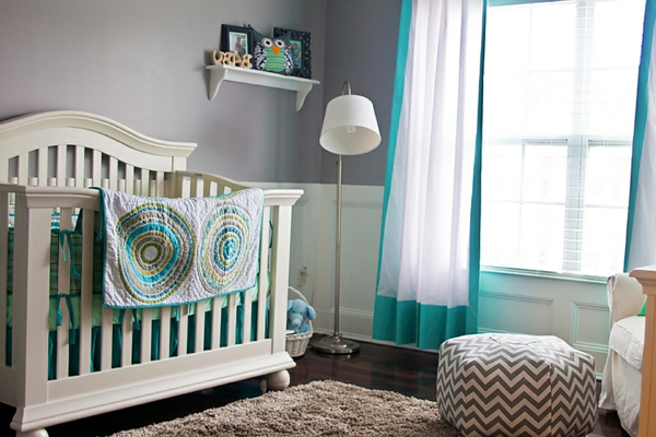 Babyzimmer gestalten - 44 schöne Ideen ! - Archzine.net | {Babyzimmer gestalten ideen 9}