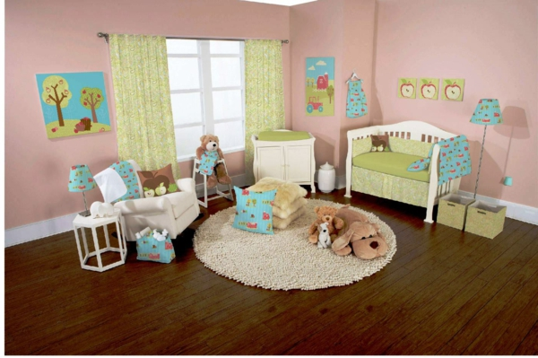 babyzimmer einrichten babyzimmer gestaltung babyzimmer komplett - Babyzimmer Modern Gestalten