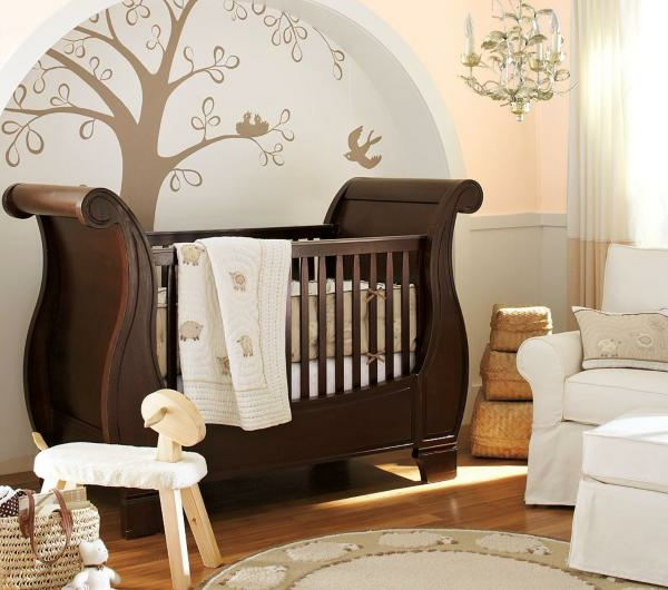 babyzimmer gestalten 44 sch ne ideen. Black Bedroom Furniture Sets. Home Design Ideas