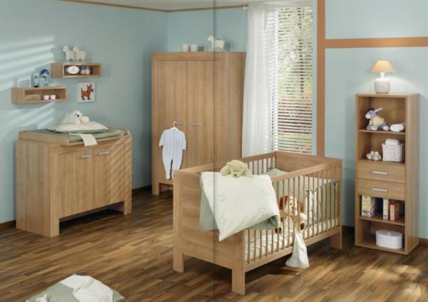 Babyzimmer gestalten 44 sch ne ideen for Babyzimmer junge gestalten