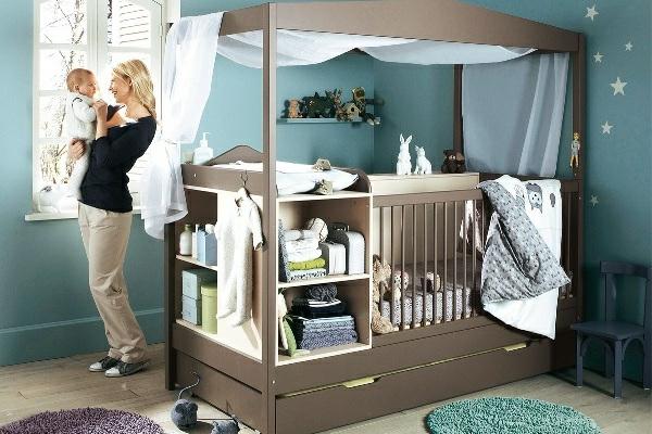 babyzimmer-junge-fantastisches-modell-vom-babybett