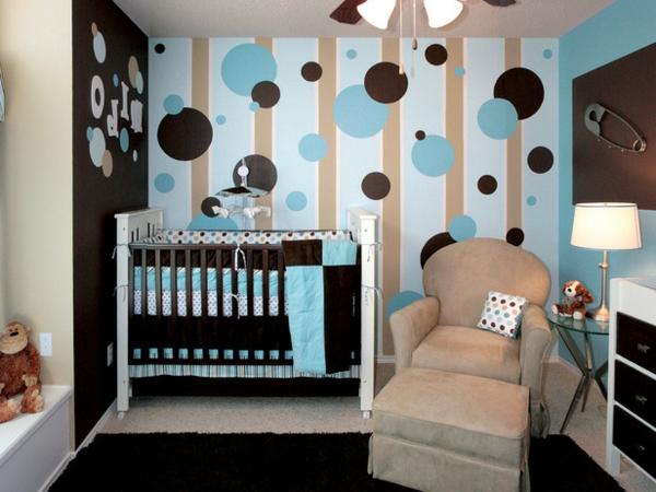 Kinderzimmer junge baby blau  Gestaltung Kinderzimmer Baby Junge ~ Speyeder.net = Verschiedene ...