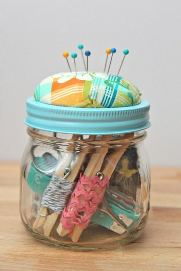 Bastelideen  Selber Machen Wäscheklammer Deko Ideen Ideen Deko