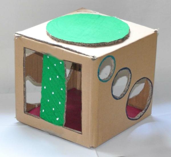 basteln-mit-karton-fürs-kinderzimmer