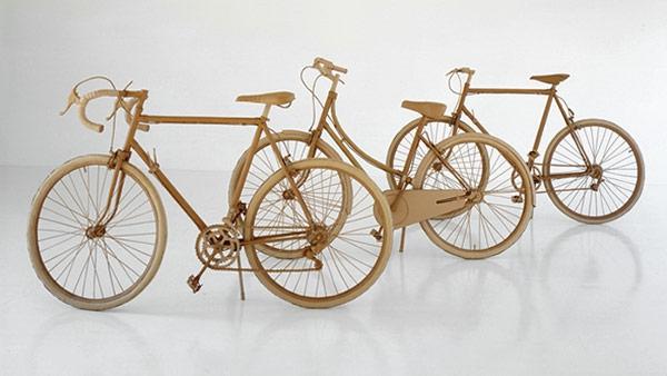 basteln-mit-karton-fahrräder