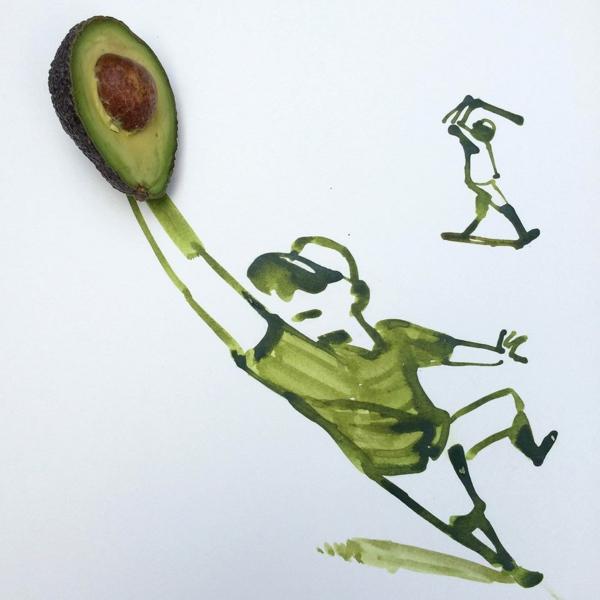 bilder-illustrations-originelle-kreative-illustrationen-interessantes-design-avokado