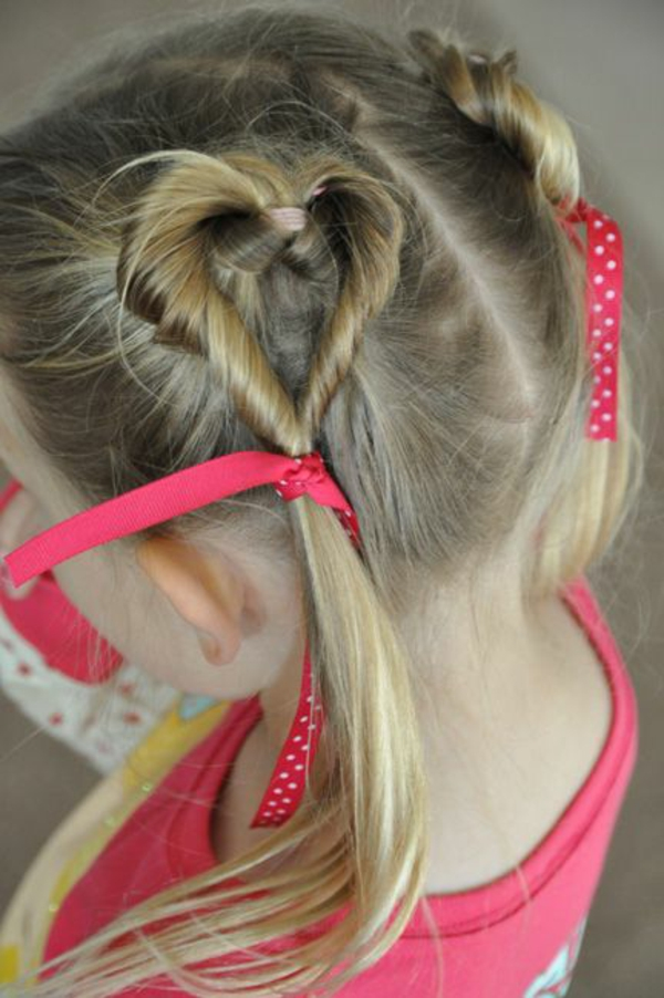 45 Wunderschone Frisuren Fur Kleine Madchen Archzine Net