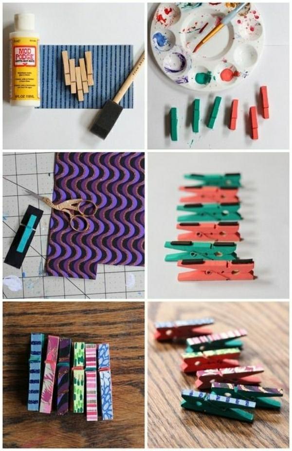 bunte-wäscheklammer-bastelideen-mit-wäscheklammer-cooles-design----