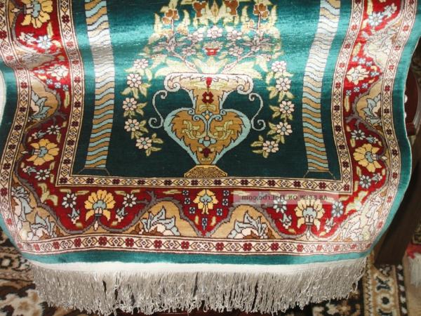 bunte-türkische-Teppiche