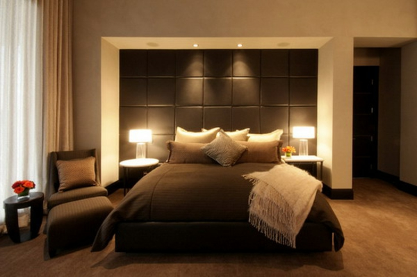 coole-schlafzimmer-deko-braunes-interieur