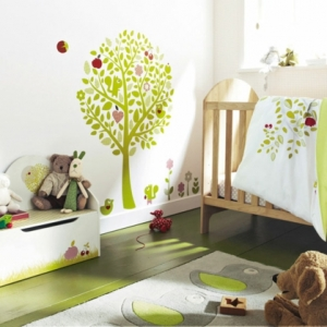 Babyzimmer gestalten - 44 schöne Ideen !