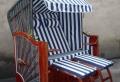 Single Strandkorb: Luxus und erste Klasse!