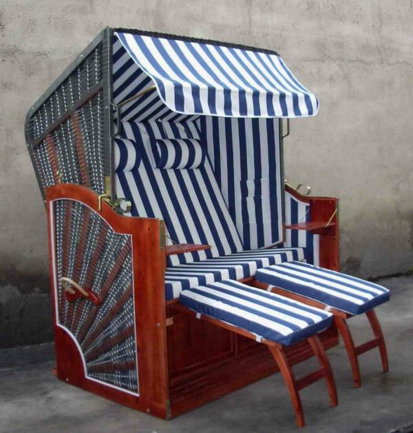 single strandkorb luxus und erste klasse. Black Bedroom Furniture Sets. Home Design Ideas