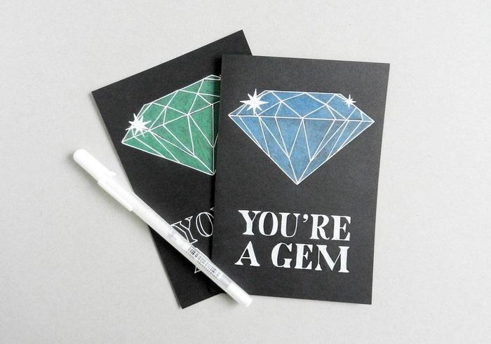 dankeskarte basteln geburtstagskarten selber machen diamant 3d karte basteln pop up karte schwarz