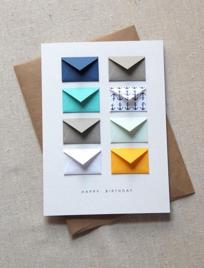 dankeskarte basteln karte basteln vorlage 3d karte basteln babykarte basteln diy geburtstagskarte mit umschlägen 8 bunt