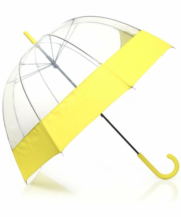 durchsichtiger-regenschirm-mit-gelben-akzenten