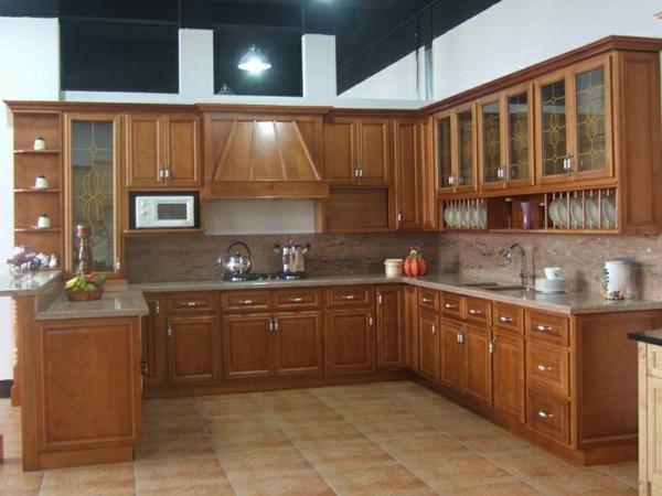 echtholzmöbel-für-küche-schränke