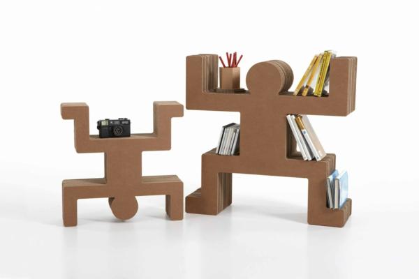 einrichtungsideen-basteln-mit-karton-kartone--originelle-ideen-designer-möbel-design-möbel-designermöbel
