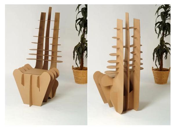 einrichtungsideen-basteln-mit-karton-kartone--stuhl