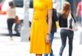 Gelbes Kleid – die Trendfarbe 2015 ist Gelb!