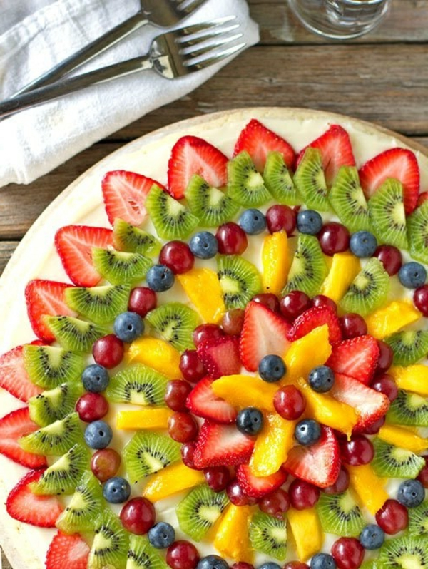 25 fantastische obstsalate zur inspiration for Decoration salade de fruits
