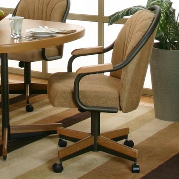 esszimmer-drehstuhl-moderne-beige-farbe
