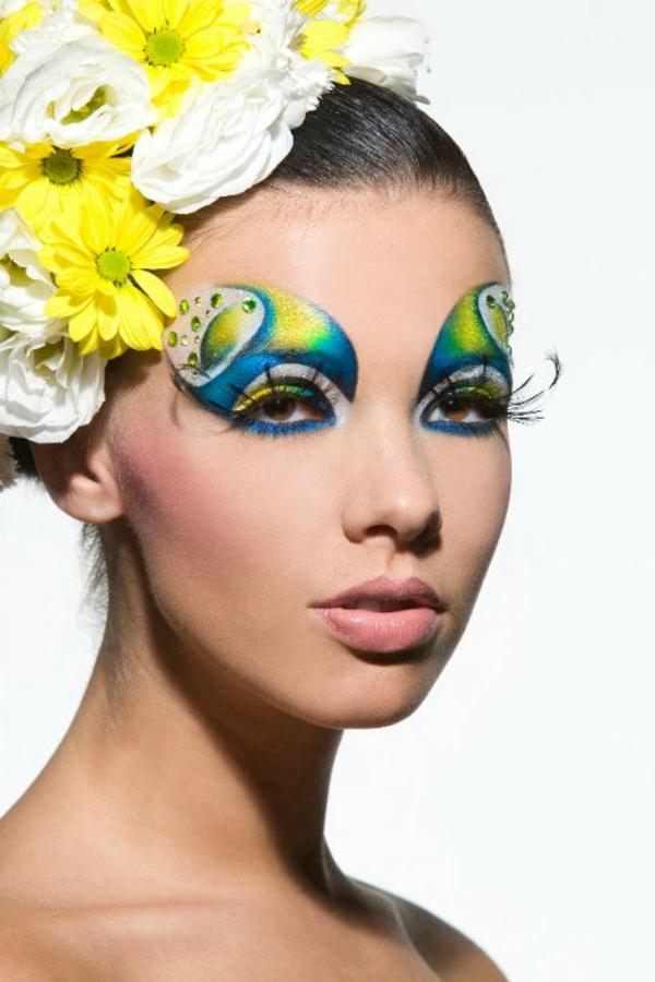 extravagantes-make-up-zum-frühling