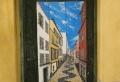 Bemalte Wohnungseingangstüren – 30 wunderschöne Bilder!