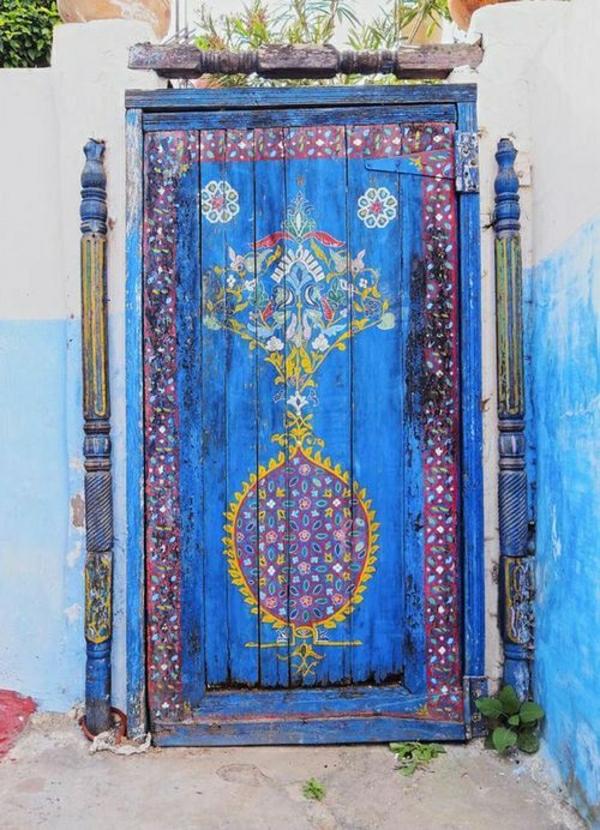 --fantastische-bemalte-eingangstüren-wohnungseingangstüren-deko-idee