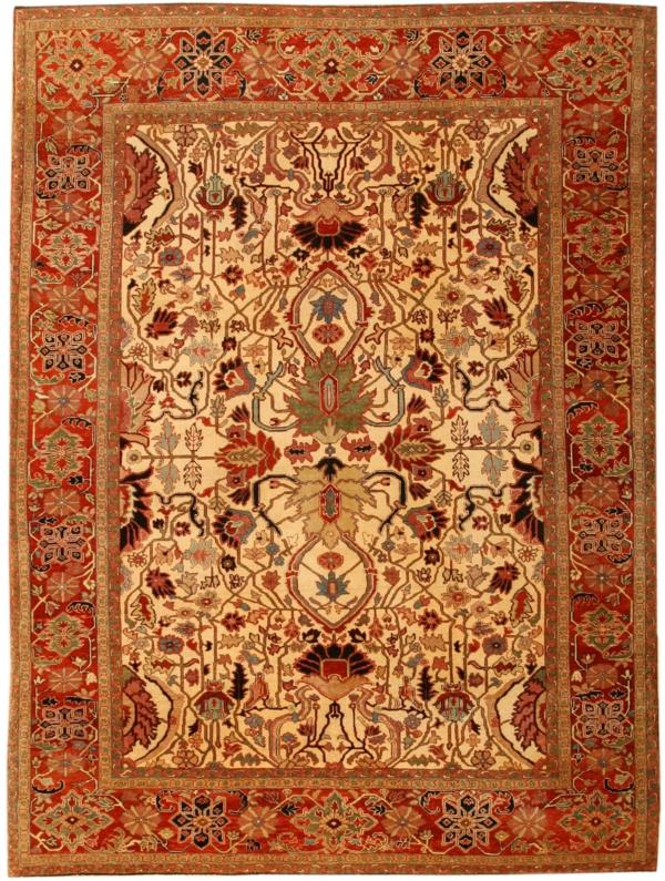 feiner-türkischer-Teppich