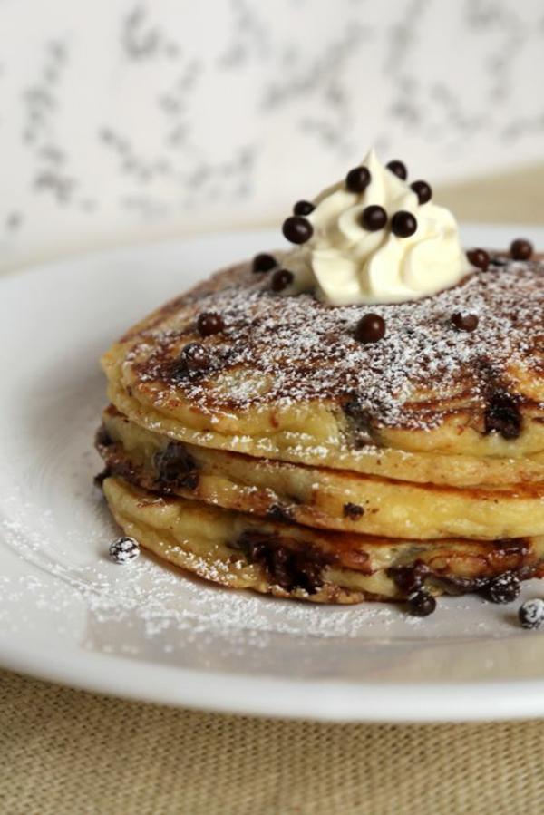 frühstücksbuffet-ideen-pfannkuchen-ideen-zum-frühstück--