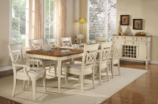 Tisch Im Landhausstil 31 Bilder Zum Inspirieren
