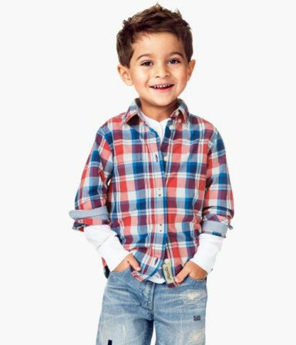 frisuren-für-jungs-cooles-hemd-modell