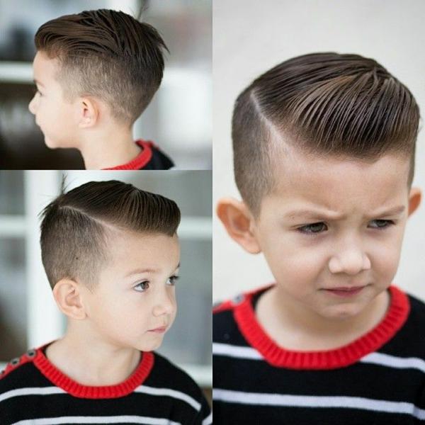 Frisuren Kleine Jungs 2015 Mittellange Haare